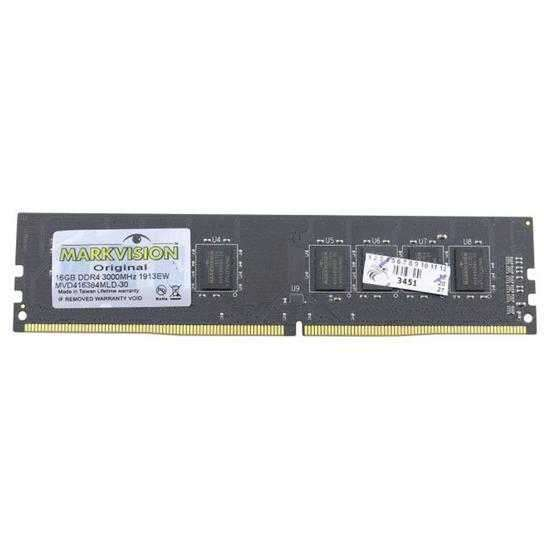 Memoria ram ddr4 Markvision 16gb 3000MHz - 0