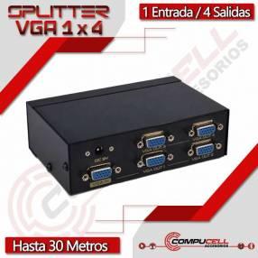 Splitter VGA 350MHz 1x4
