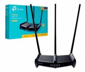 Router TL-WR941HP de alta potencia de hasta 450 Mbps