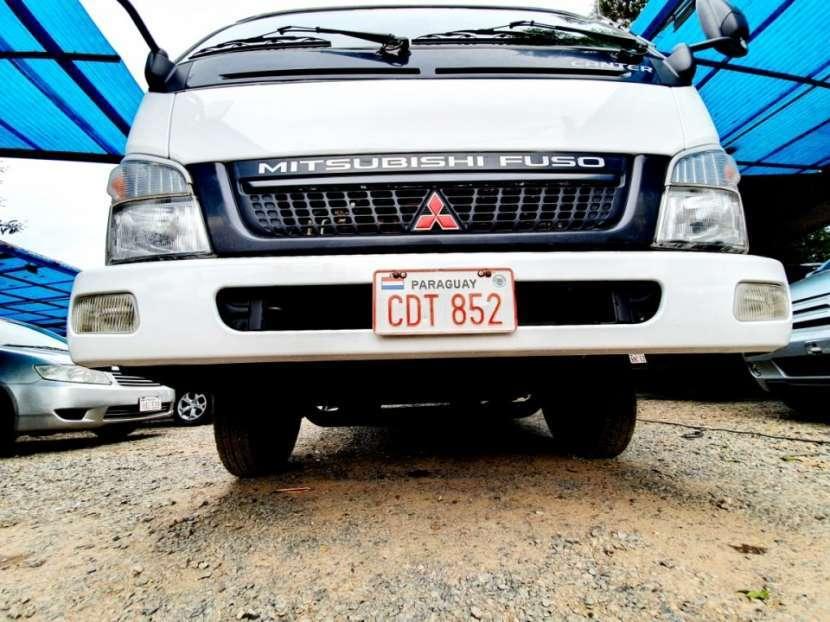 Mitsubishi Canter 2014 - 1