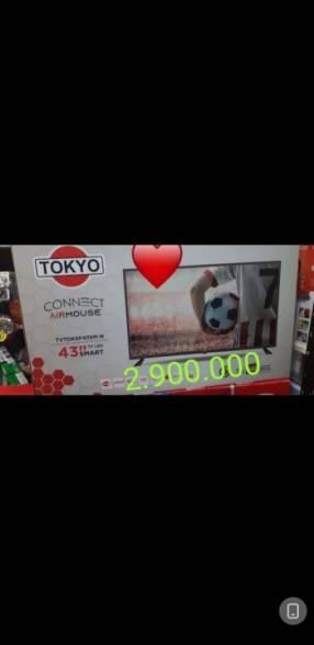 Smart TV Tokyo 43 pulgadas
