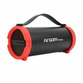 Parlante ARG-SP-3100RD BAZOOKA BT Rojo