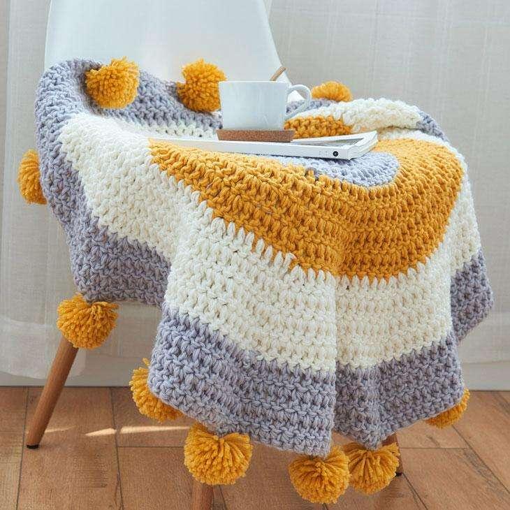 Alfombra de lana 85x85cm - 2