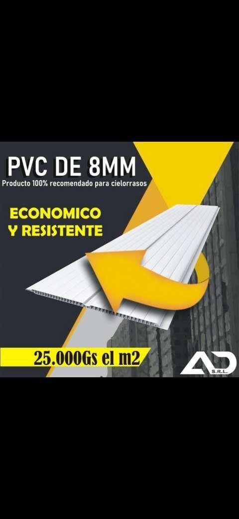Cielorraso PVC - 1