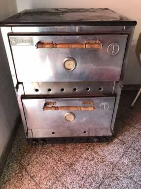 Horno pizzero Tosan 2 puertas