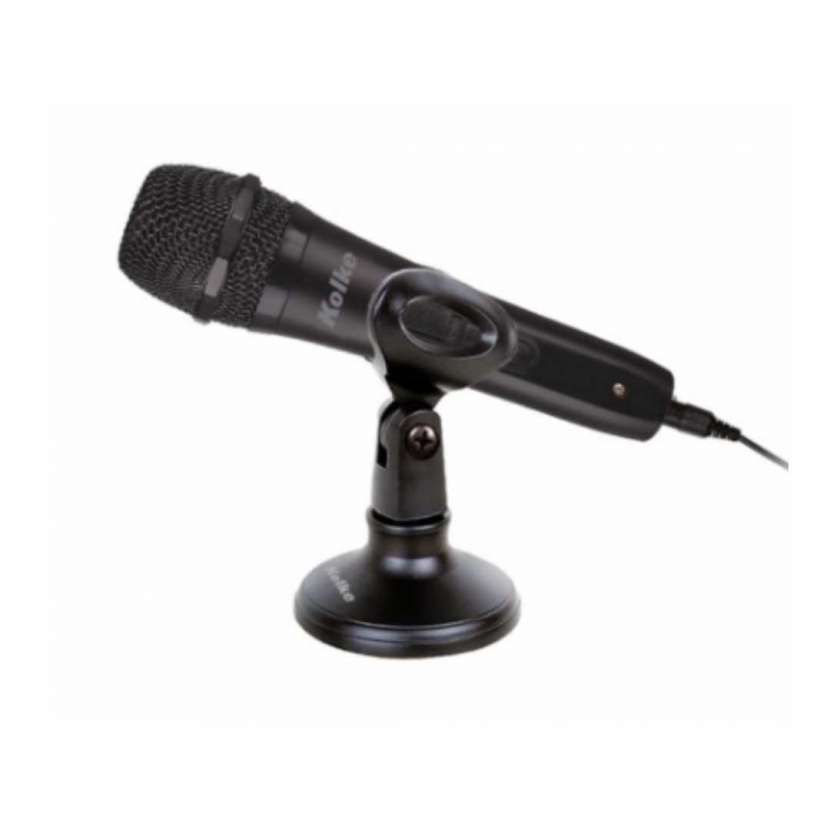 Micrófono cable con pedestal Kolke KPI-269 10185 - 1