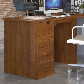 Mesa oficina con cajón 1902T Finestra Imbuia 30126