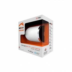 Cámara fhd outdoor sd sensor de movimiento con cable Nexxt iot NHC-O610