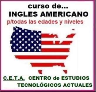 Curso de inglés americano para niños jóvenes y adultos - 0