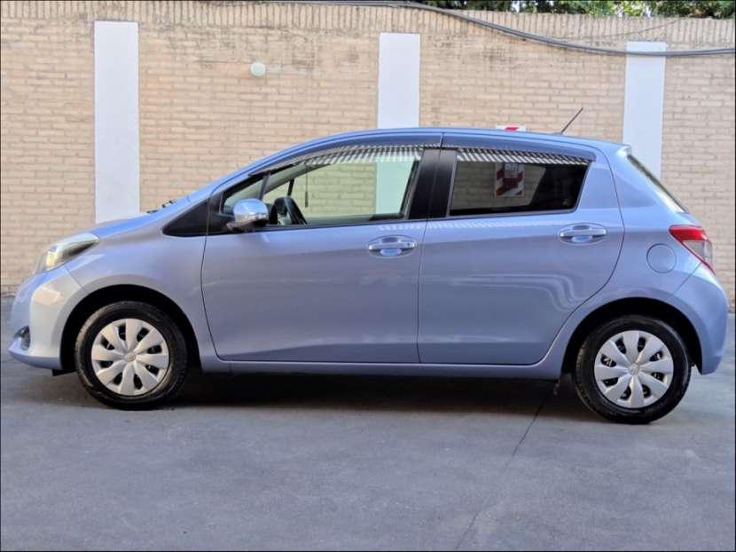 Toyota new vitz 2011 motor 1.3 cc nafta vvt-i automatico - 7
