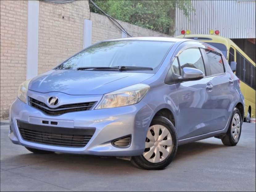 Toyota new vitz 2011 motor 1.3 cc nafta vvt-i automatico - 1