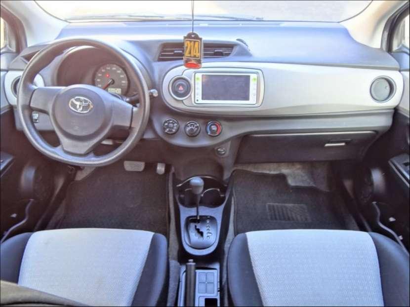 Toyota new vitz 2011 motor 1.3 cc nafta vvt-i automatico - 3