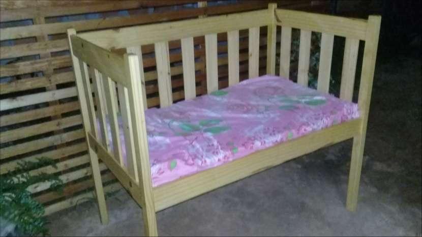 Cunita con colchón - 4
