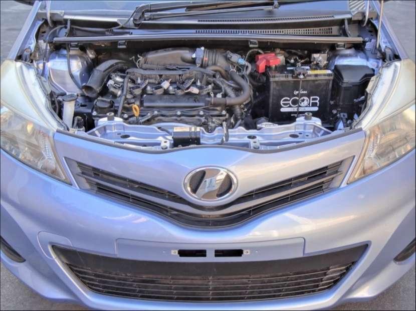 Toyota new vitz 2011 motor 1.3 cc nafta vvt-i automatico - 2