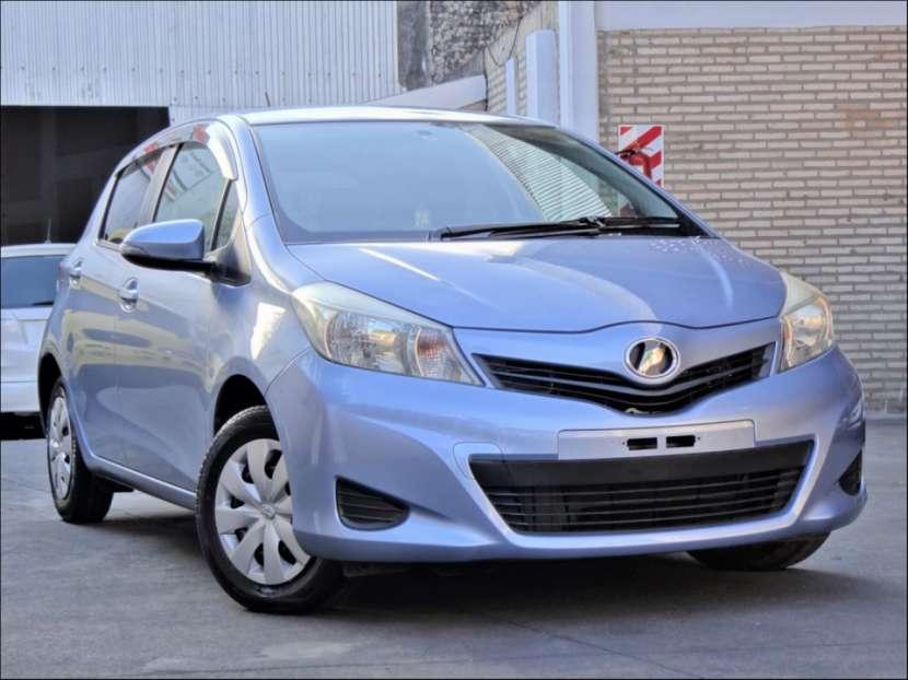 Toyota new vitz 2011 motor 1.3 cc nafta vvt-i automatico - 0