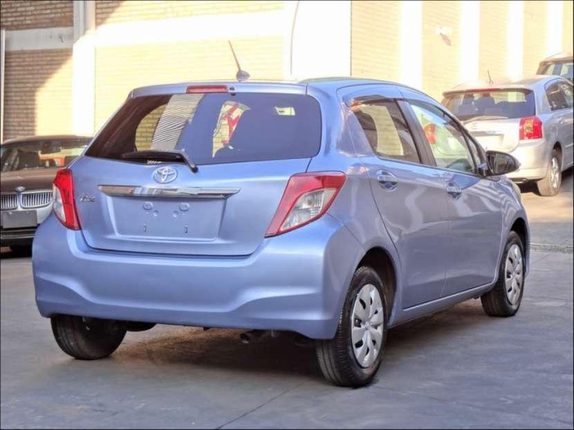 Toyota new vitz 2011 motor 1.3 cc nafta vvt-i automatico - 8