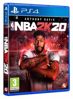 NBA2K 20 para PS4