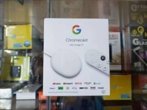 Google Chromecast con Android TV 4K
