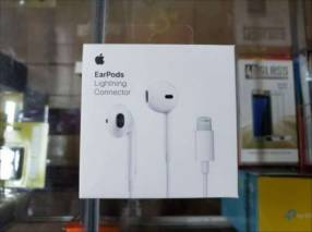 Earpods Apple Lightning Original