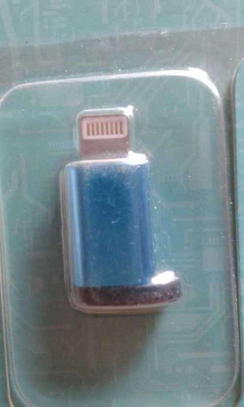 Adaptador micro usb a iPhone - 0