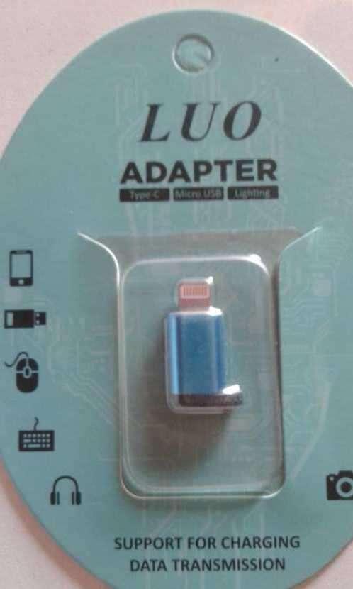 Adaptador micro usb a iPhone - 1