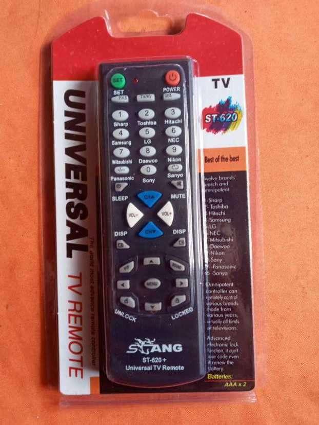 Control universal de tv - 0