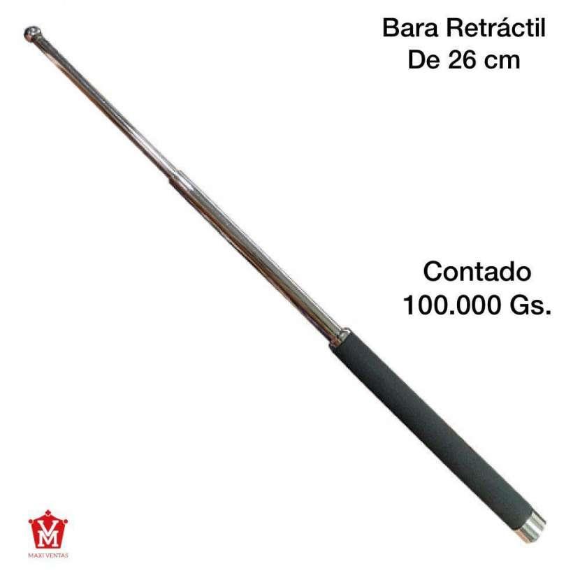 Bastón retráctil defensa personal de 26 cm - 0
