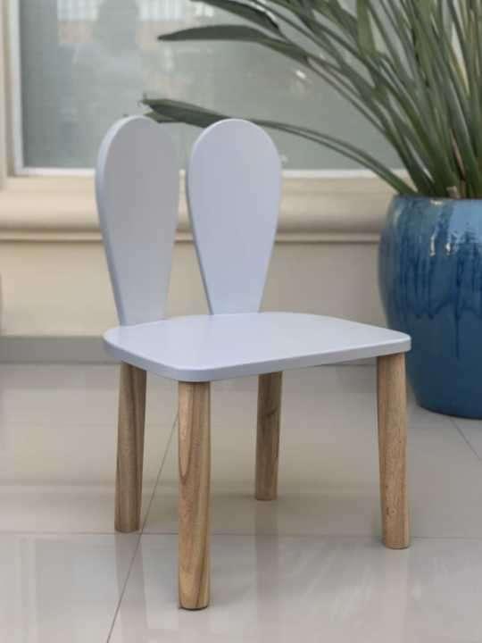 Mesita con 4 sillas de reno - 4