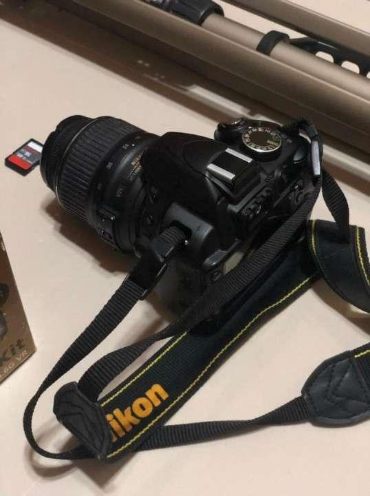 Camara Nikon D3100 18-55mm - 1