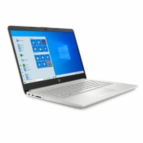 Notebook HP I3 14-CF3047LA 1.2/4G/256SSD/W10H/14''HD/Plata