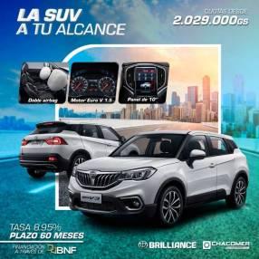 Brilliance New V3 0km 2021