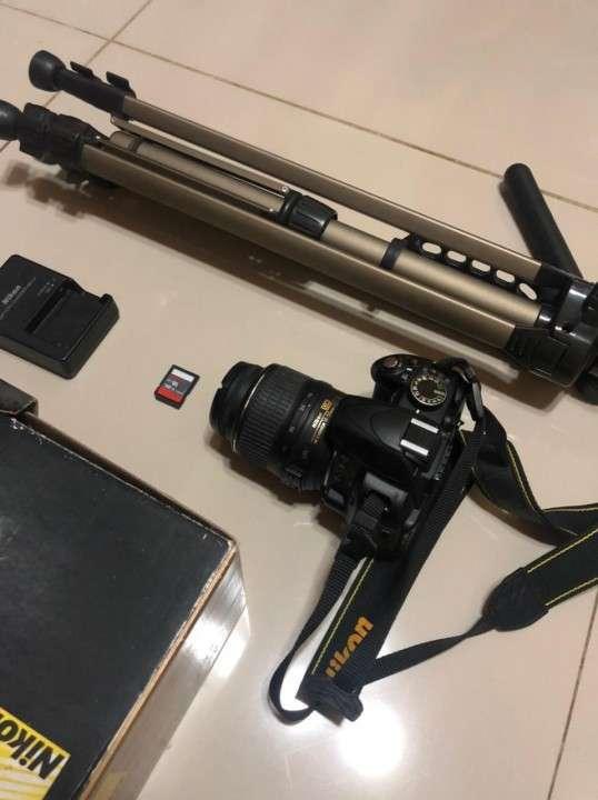 Camara Nikon D3100 18-55mm - 4