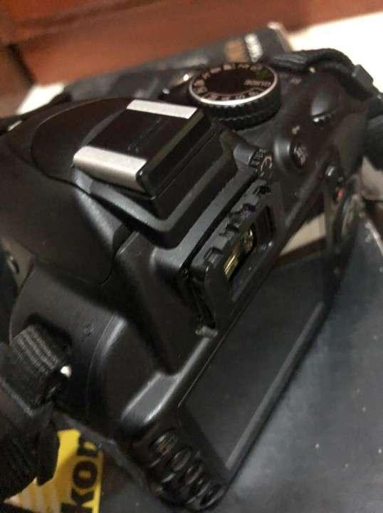 Camara Nikon D3100 18-55mm - 2