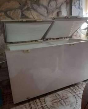 Refrigerador y Congelador Electrolux