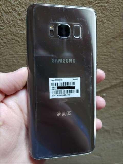 Samsung Galaxy S8 de 64 gb - 1