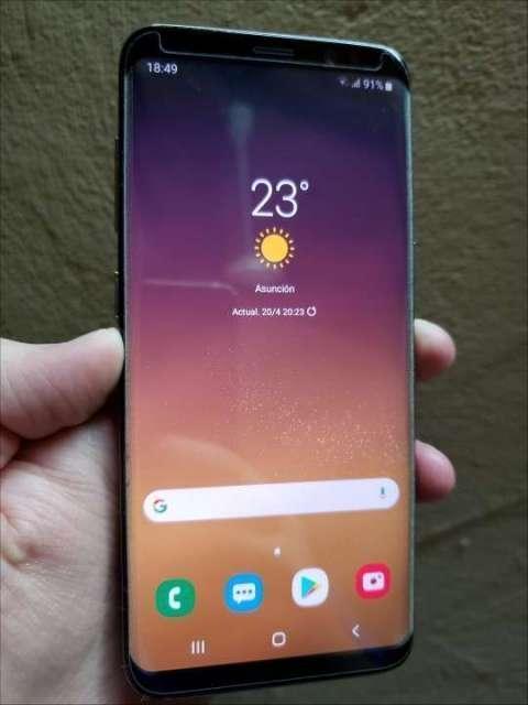 Samsung Galaxy S8 de 64 gb - 2