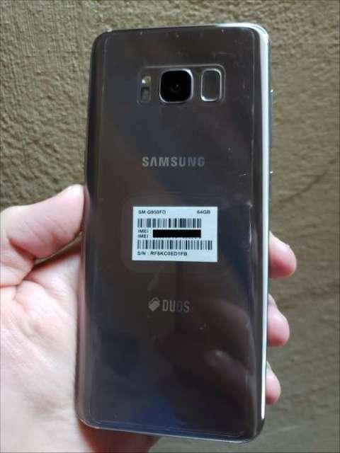 Samsung Galaxy S8 de 64 gb - 6