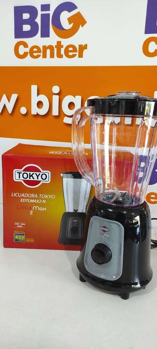 Licuadora Tokyo 2V Licua max 2 400W 220V50HZ T2322 EDTLMAX2-N - 0