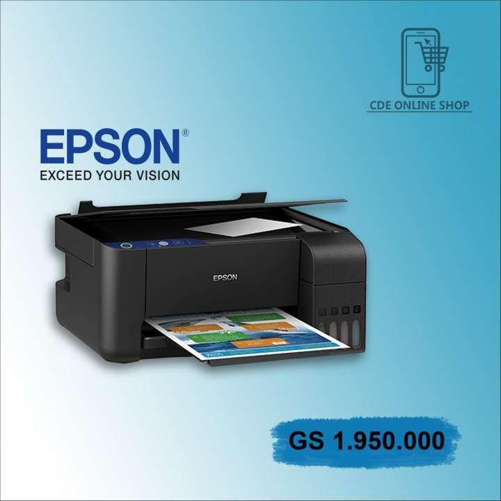 Impresora Multifuncional Epson EcoTank - 0