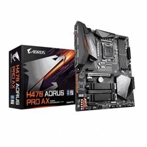 Motherboard Gigabyte 1200 H470 Aorus Pro AX S/R/DP/HDMI/wifi/2M2/DD4/