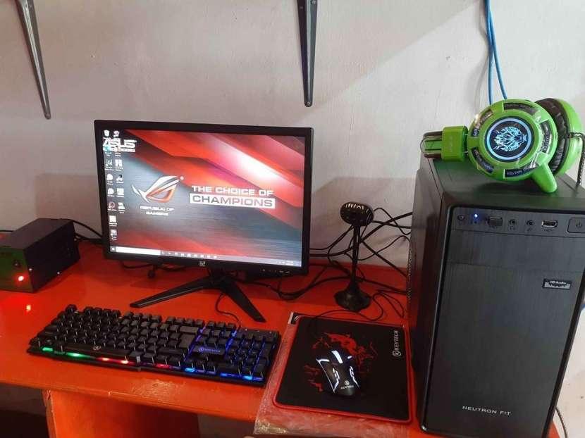 Pc amd x4 gamer - 0