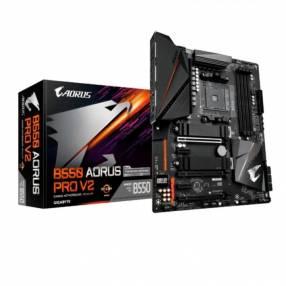 Motherboard Gigabyte AM4 B550 Aorus Pro V2 S/R/HDMI/2M2/DD4/usb3.2/rgb