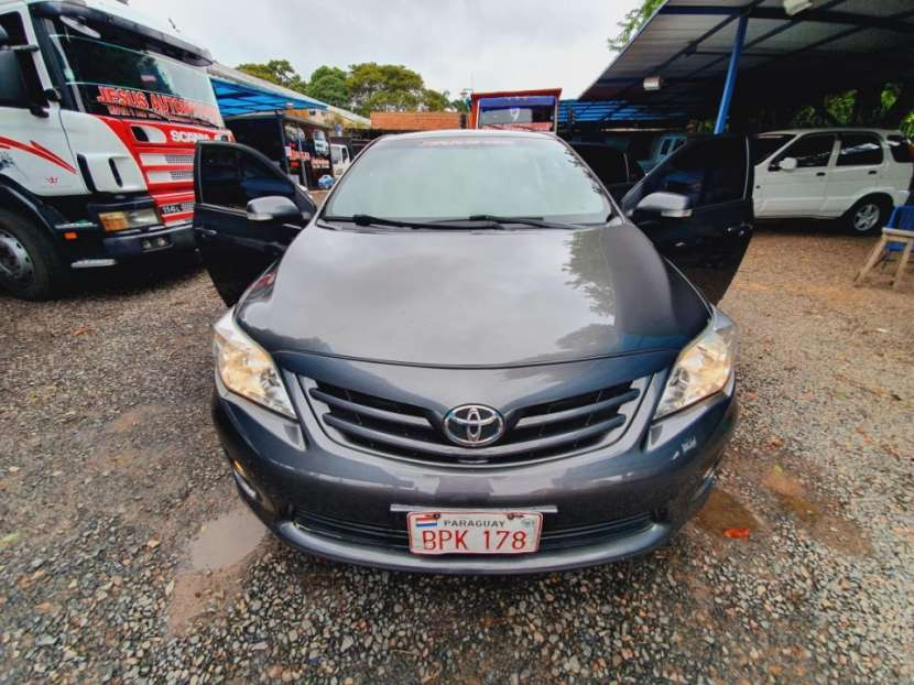 Toyota New Corolla 2013 - 0