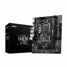 MB MSI LGA 1200 H410M-A PRO S/R/HDMI/DVI