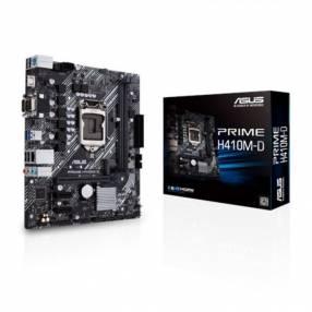 Motherboard Asus 1200 Prime H410M-D V/S/R/HDMI/COM/DD4/usb3