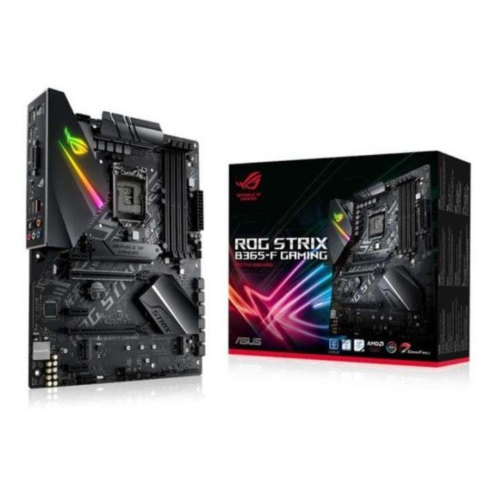 Motherboard Asus 1151 rog strix B365-F gaming S/R/HDMI/DVI/D - 0