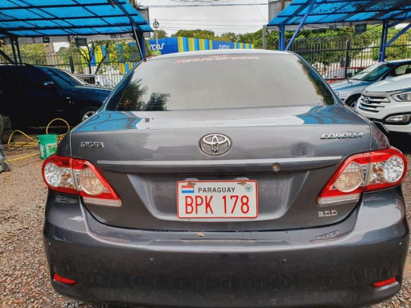 Toyota New Corolla 2013 - 2