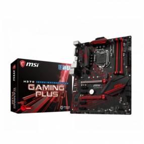 Motherbaord MSI LGA 1151 H370 gaming plux DVI/DP