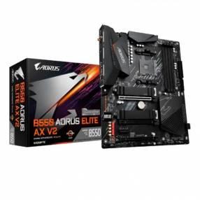 Motherboard Gigabyte AM4 B550 Aorus Elite AX V2 S/R/HDMI/DP/2M2/WIFI/