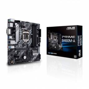 Motherboard ASUS 1200 PRIME B460M-A S/R/HDMI/DP/DVI/2M2/DD4/